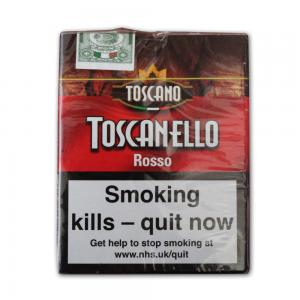 Toscanello Rosso Cigar - Pack of 5 cigars
