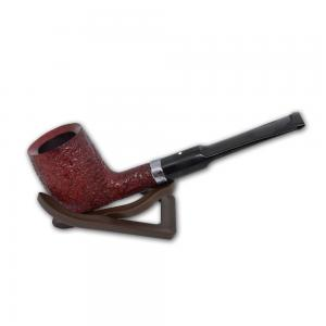 Alfred Dunhill Pipe – The White Spot Ruby Bark Group 3 Billiard Pipe (3203)