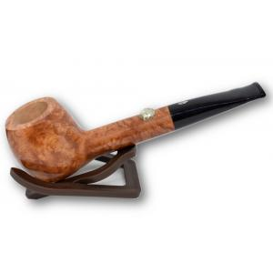 Savinelli Football Smooth Naural 9mm Pipe (SAV158)