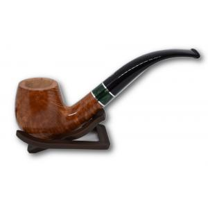 Savinelli Impero 602 Smooth Bent 6mm Pipe (SAV166)