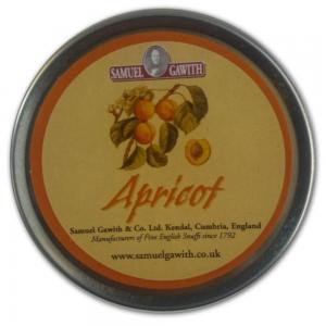 Samuel Gawith Apricot Snuff - 25g Tin (End of Line)