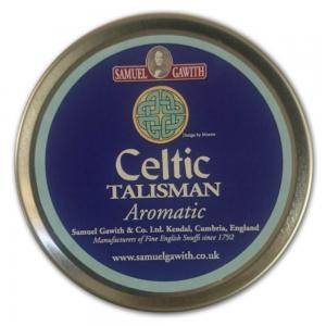 Samuel Gawith Celtic Talisman - 25g Tin (End of Line)