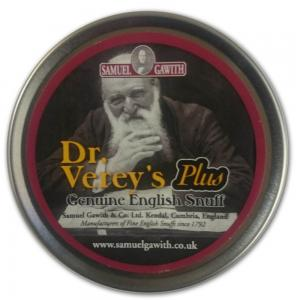 Samuel Gawith Dr Vereys Plus Snuff - 25g Tin (End of Line)