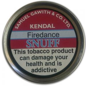 Samuel Gawith Firedance Snuff - 25g Tin (End of Line)