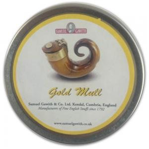 Samuel Gawith Gold Mull Snuff - 25g Tin (End of Line)