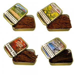 Samuel Gawith Four Seasons Tobacco Sampler - 40g