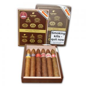EMS Seleccion Piramides Gift Box – 6 Habanos Piramides Cigars