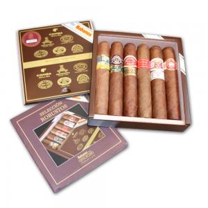 EMS Seleccion Robusto Gift Box – 6 Habanos Robusto Cigars