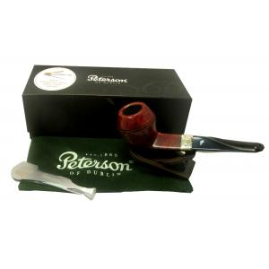 Peterson Sherlock Holmes Baker Street Smooth P.Lip Pipe