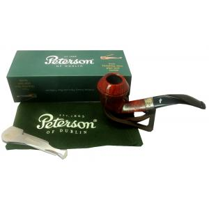 Peterson Sherlock Holmes Hansom Smooth P.Lip Pipe