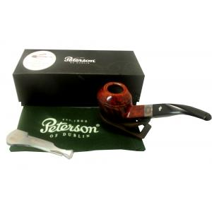 Peterson Sherlock Holmes Squire Smooth P.Lip Pipe