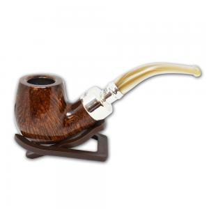 Peterson Flame Grain Spigot Champagne XL90 Pipe