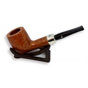 Peterson Spigot Natural Amber Pipe X105 Fishtail (PE589)