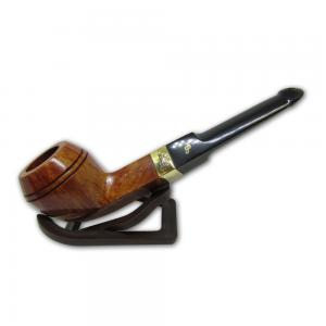 Peterson Gold Mounted Supreme Natural 150 Pipe (PE579)