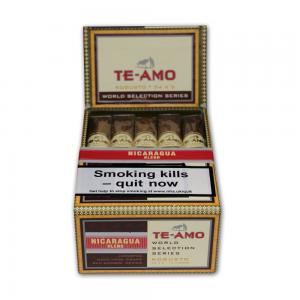 CLEARANCE! Te-Amo World Selection Series Nicaraguan Robusto Cigar Pack of 15