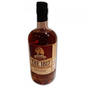 The 1817 Private Reserve Cask Personalised Whisky - 40% 70cl