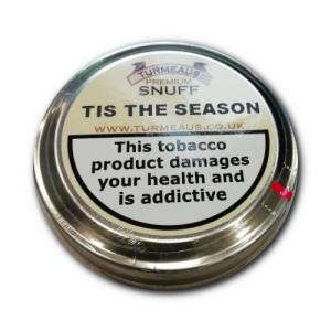 Turmeaus Snuff - Tis The Season - 20g Tin