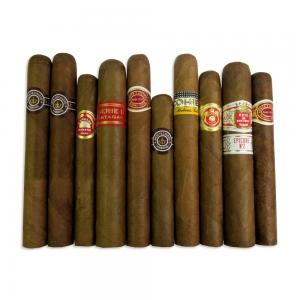 Top 10 Best Selling Habanos Vitolas Sampler - 10 Cigars