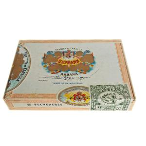 H.Upmann Belvederes Cigars - FR OLUS 1988 - Box of 25