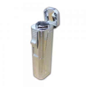 Vector Urbano Triple Jet Cigar Lighter - High Polished Chrome