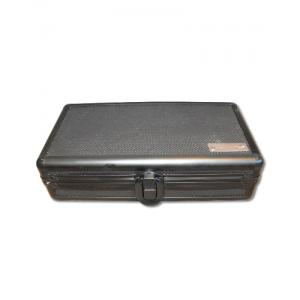 Vector Aluminium Travel Case  - 4 Cigar Capacity