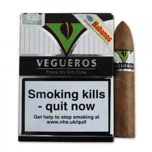 Vegueros Mananitas Cigar - Pack of 4