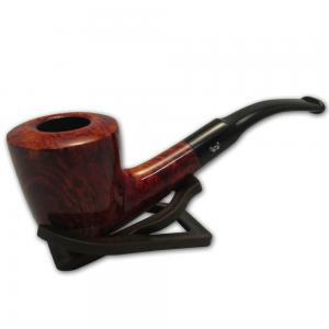 Viking Ruby Classic Smooth Bent Dublin Pipe