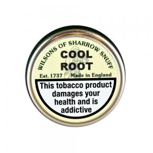 Wilsons of Sharrow - Cool Root Snuff - Small Tin - 5g (END OF LINE)