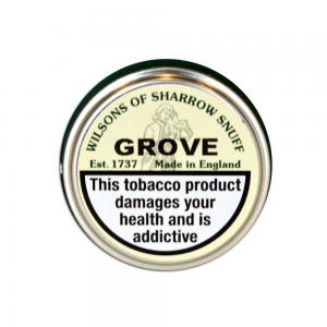 Wilsons of Sharrow - Grove Snuff - Small Tin - 5g