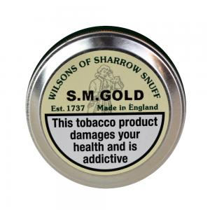 Wilsons of Sharrow - SM Gold - Large Tin - 20g
