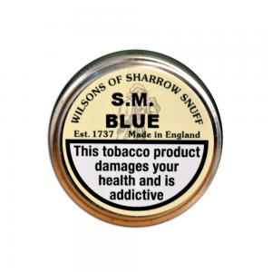 Wilsons of Sharrow - SM Blue Snuff - Small Tin - 5g
