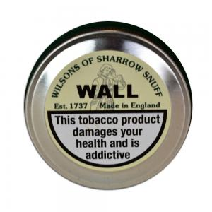 Wilsons of Sharrow - Wall Snuff - Medium Tin - 10g