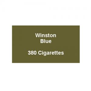 Winston Blue - 10 Packs of 20 Cigarettes (200)