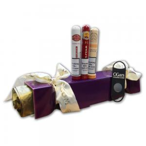 Cigar Celebration Cracker – 3 Tubed Cuban Cigars – Best Seller