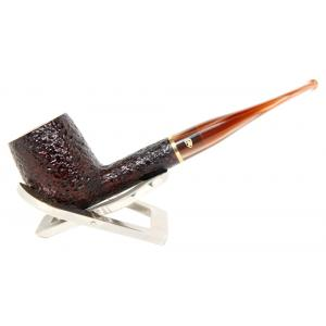 Savinelli Roma Lucite 104 Fishtail Pipe Ex Display - Original Box Missing (SAV358)