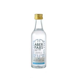 Aber Falls Welsh Gin Miniature - 5cl 41.3%