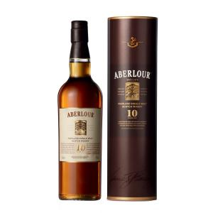 Aberlour 10 Year Old Single Malt Scotch Whisky - 70cl 40%