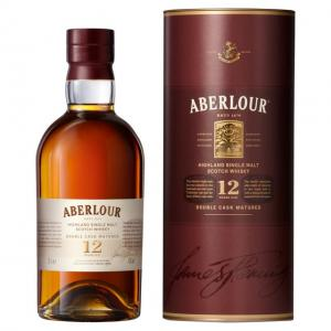 Aberlour 12 Year Old Double Cask Matured Single Malt Whisky - 70cl 40%