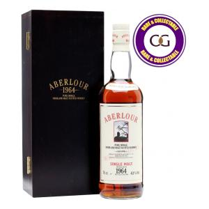 Aberlour 25 Year Old 1964 Scotch Whisky - 75cl 43%