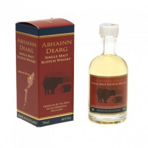 Abhainn Dearg Single Malt Scotch Whisky Miniature - 5cl 46%