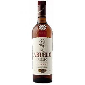 Ron Abuelo 5 Year Old Rum - 70cl 40%