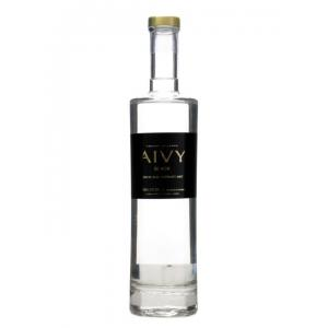 Aivy Black Lemon Blackcurrant & Mint Flavoured Vodka - 70cl 37.5%