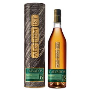Alchemist Calvados 15 Year Old French Brandy - 70cl 42%