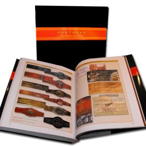 Partagas El Libro - The Book by Amir Saarony