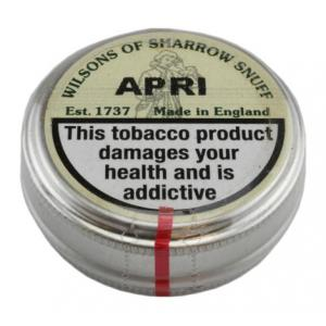 Wilsons of Sharrow - Apri Snuff - Large Tin - 20g