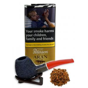 Peterson Aran Mixture Pipe Tobacco - 040g (Pouch)