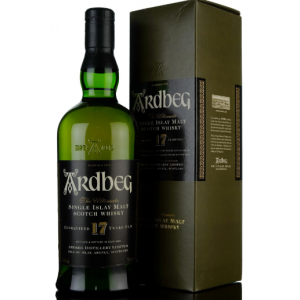 Ardbeg 17 Year Old Vintage - 70cl 40%