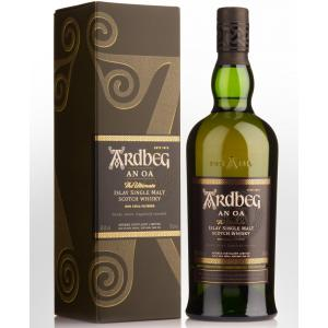Ardbeg An Oa Single Malt Scotch Whisky - 70cl 46.6%