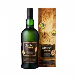 Ardbeg Drum 2019 Limited Edition Single Malt Scotch Whisky - 70cl 46%