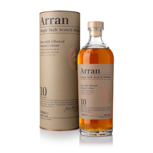 Arran 10 Year Old - 46% 70cl